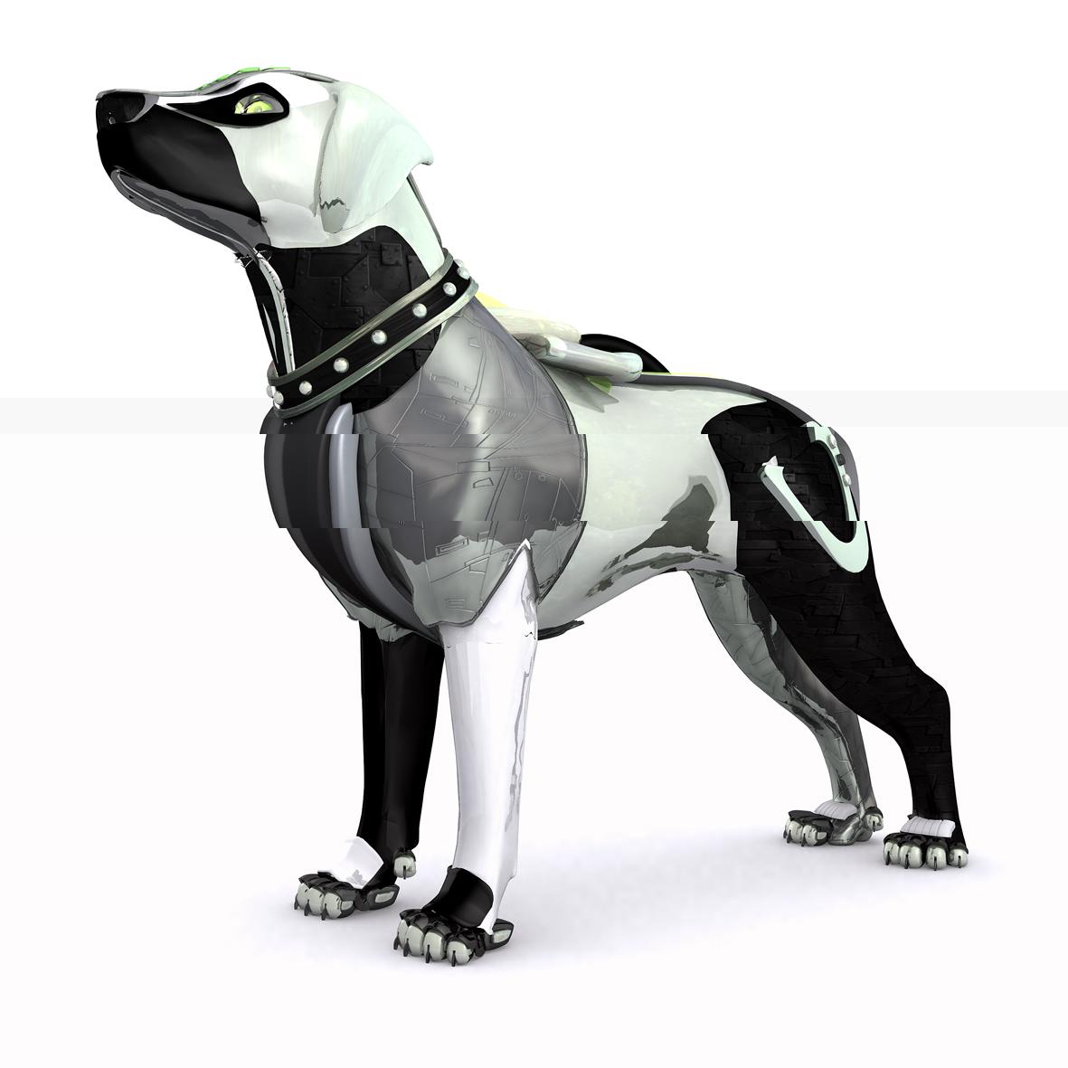 kutya illusztráció